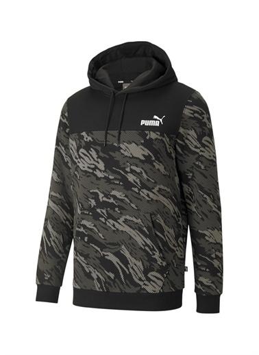 Puma Sweatshirt Siyah